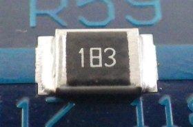 1005チップ抵抗